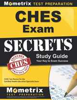 9781609713348-1609713346-CHES Exam Secrets Study Guide: CHES Test Review for the Certified Health Education Specialist Exam