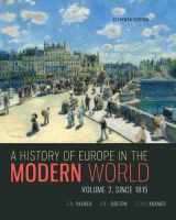 9780077599584-0077599586-A History of Europe in the Modern World, Volume 2