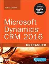 9780672337604-0672337606-Microsoft Dynamics CRM 2015 Unleashed