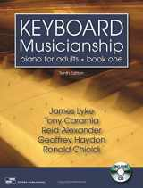 9781609043070-1609043073-Keyboard Musicianship: Piano for Adults, Book One