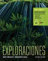 Exploraciones (with iLrn(TM) Heinle Learning Center Printed Access Card)