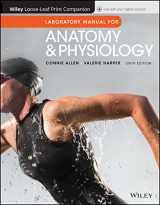 Laboratory Manual for Anatomy and Physiology, Sixth Edition Loose-Leaf Print Companion