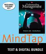 9781305931626-1305931629-Bundle: Understanding Management, Loose-Leaf Version, 10th + LMS Integrated for MindTap Management, 1 term (6 months) Printed Access Card