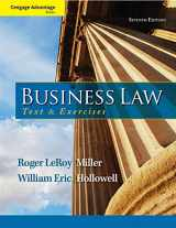 9781133625957-1133625959-Cengage Advantage Books: Business Law: Text and Exercises