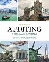 9781337619455-1337619450-Auditing: A Risk Based-Approach