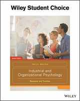 9781119304708-1119304709-Industrial and Organizational Psychology: Research and Practice
