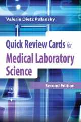 9780803629561-0803629567-Quick Review Cards for Medical Laboratory Science