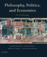 9780190207311-0190207310-Philosophy, Politics, and Economics: An Anthology
