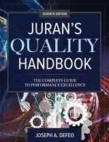 9781259643613-1259643611-Juran's Quality Handbook: The Complete Guide to Performance Excellence, Seventh Edition