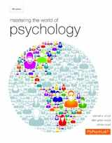 Mastering the World of Psychology plus NEW MyPsychLab with eText -- Access Card Package (5th Edition)