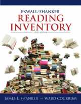 9780132849968-0132849968-Ekwall/Shanker Reading Inventory (6th Edition)