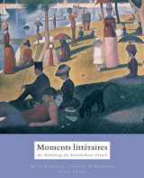 9780618527731-0618527737-Moments Litteraires: An Anthology for Intermediate French (English and French Edition)