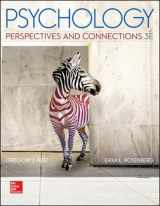 9780077861872-0077861876-Psychology: Perspectives and Connections, 3rd Edition