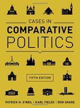 Cases in Comparative Politics (Fifth Edition)