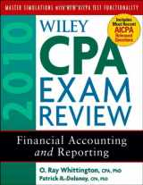 Wiley CPA Exam Review 2010, Financial Accounting and Reporting
