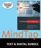 Bundle: Criminal Investigation, Loose-leaf Version, 11th + MindTap Criminal Justice, 1 term (6 months) Printed Access Card
