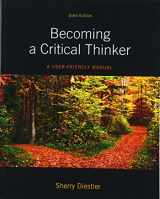 9780205063451-0205063454-Becoming a Critical Thinker: A User Friendly Manual (6th Edition) (MyThinkingLab Series)