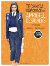 9781501328473-1501328476-Technical Sourcebook for Apparel Designers: Bundle Book + Studio Access Card