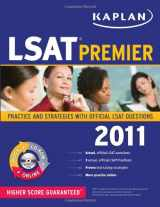 Kaplan LSAT 2011 Premier with CD-ROM (Kaplan LSAT Premier Program (W/CD))