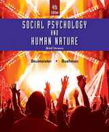 9781305673540-1305673549-Social Psychology and Human Nature, Brief