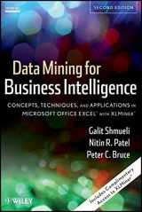 9780470526828-0470526823-Data Mining for Business Intelligence: Concepts, Techniques, and Applications in Microsoft Office Excel with XLMiner