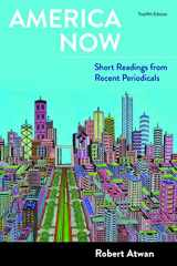 9781319055110-1319055117-America Now: Short Readings from Recent Periodicals
