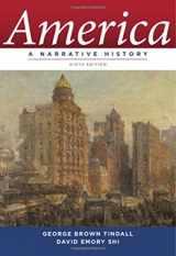 America: A Narrative History (Ninth Edition)  (Vol. One-Volume)