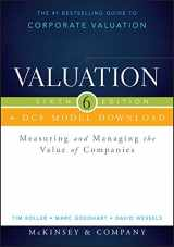 9781118873687-1118873688-Valuation + DCF Model Download: Measuring and Managing the Value of Companies (Wiley Finance)