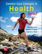 9781259702747-125970274X-Connect Core Concepts in Health, BRIEF, Loose Leaf Edition