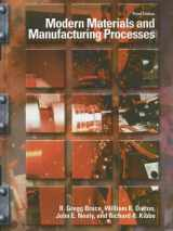 9780130946980-0130946982-Modern Materials and Manufacturing Processes (3rd Edition)