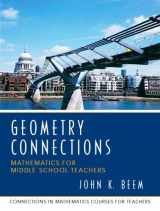9780131449268-0131449265-Geometry Connections: Mathematics for Middle School Teachers