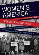 9780199349357-0199349355-Women's America: Refocusing the Past, Volume One (Volume 1)
