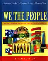 9780393926200-0393926206-We The People: An Introduction To American Politics, Full Edition