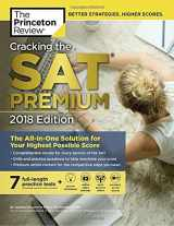 Cracking the SAT Premium Edition with 7 Practice Tests, 2018 (College Test Preparation)