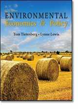 9780321599490-0321599497-Environmental Economics & Policy (6th Edition)