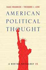 9780393655902-0393655903-American Political Thought: A Norton Anthology (Second Edition)