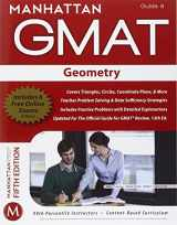 Geometry GMAT Strategy Guide (Manhattan GMAT Instructional Guide 4)