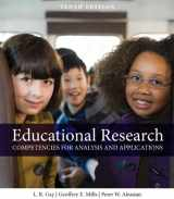 9780132613170-0132613174-Educational Research: Competencies for Analysis and Applications (10th Edition)