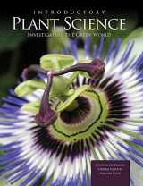 Introductory Plant Science: Investigating the Green World