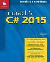 9781890774943-1890774944-Murach's C# 2015