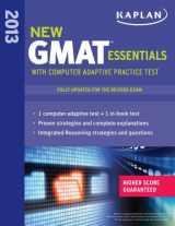 Kaplan New GMAT Essentials 2013 with Computer Adaptive Practice Test (Kaplan Gmat)