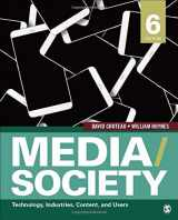 9781506315331-150631533X-Media/Society: Technology, Industries, Content, and Users