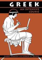 9780823216635-0823216632-Greek: An Intensive Course, 2nd Revised Edition