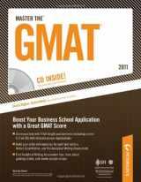 Master the GMAT 2011 (w/ CD)