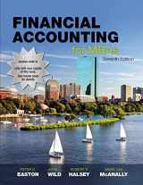 9781618532312-1618532316-Financial Accounting for MBAs, 7e [Hardcover] Easton; Wild and Halsey