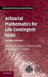 9781107044074-1107044073-Actuarial Mathematics for Life Contingent Risks (International Series on Actuarial Science)