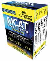 Princeton Review MCAT Subject Review Complete Box Set: New for MCAT 2015 (Graduate School Test Preparation)