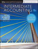 Intermediate Accounting, Sixteenth Edition Next Gen Card with Loose Leaf Print Companion