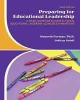 9781323818275-1323818278-Preparing for Educational Leadership (3rd Edition)