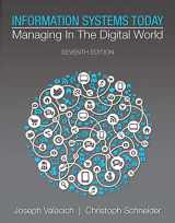 9780133940305-0133940306-Information Systems Today: Managing in the Digital World (7th Edition)